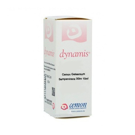 Cemon Gelsemium Sempervirens 30lm 10ml gocce Omeopatici