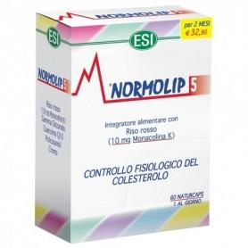 Esi Normolip 5 60 capsule Colesterolo