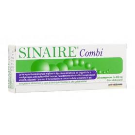 Sinaire Combi 30 compresse digestione lattosio e gas intestinali
