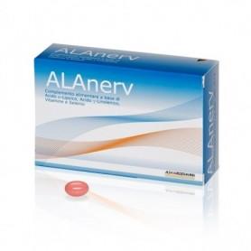 Alanerv 920 mg 20 capsule Stress Ossidativo
