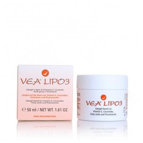 Vea Lipo3 Crema Emolliente Idratante