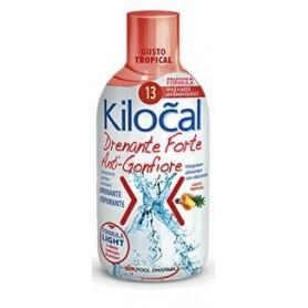 Kilocal Drenante Forte 500ml Anti gonfiore