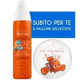 Avene Speciale Spray Protezione Solare 50+ Bambino + PALLONE OMAGGIO