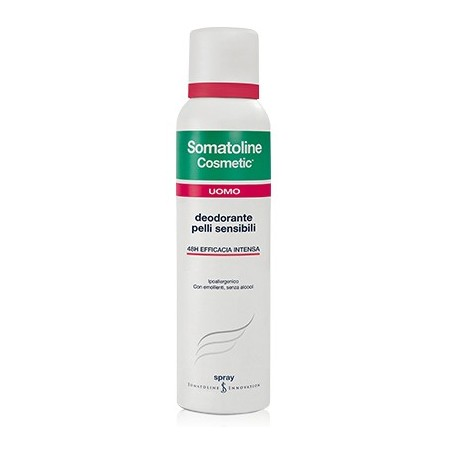 Somatoline C Deodorante Uomo Spray 150ml