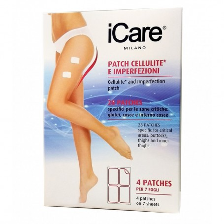 Icare Patch Cellulite Imperfezioni 28 buste