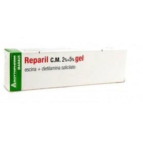 Reparil Gel Cm 40g 2%+5% traumi ed ematomi