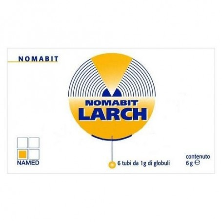 Nomabit Larch Gl 6g Stress Concentrazione