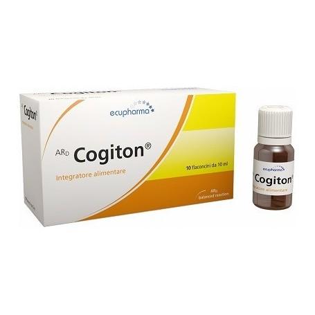Ard Cogiton 10 fiale 10ml memoria e funzioni cognitive