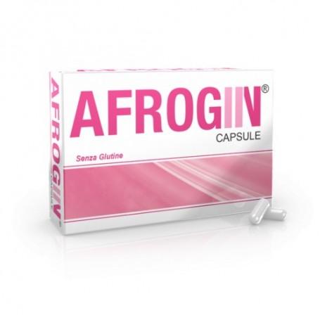 Afrogin 30 Capsule Menopausa