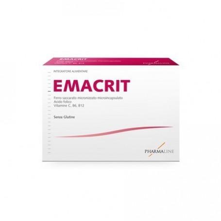 Emacrit 30 Capsule Ferro e Acido Folico