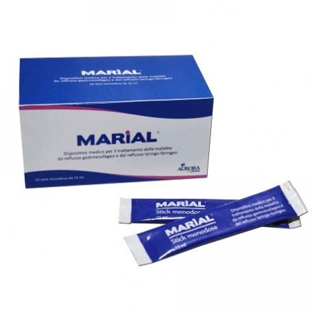 Marial 20 Oral Stick 15ml Reflusso Gastroesofageo