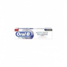 Oralb Pro Repair White 85ml Dentifricio Sbiancante
