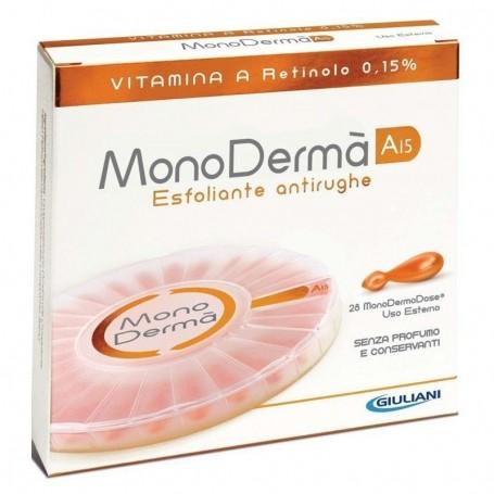 Monoderma A15 Gel 28vegcps 0,5 Esfoliante Antirughe