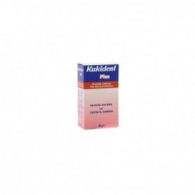 Kukident Plus Polvere 30g Protesi Dentiere