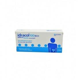 Idracol Bch 10 buste Orosolubili 20 miliardi di spore