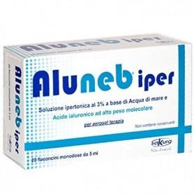 Aluneb Soluzione Ipertonica 20 fiale 5ml