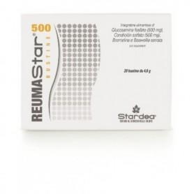 Reumastar 500 20 buste Cartilagini Articolazioni
