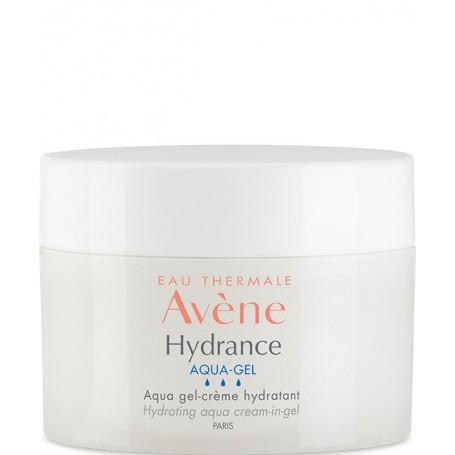 AVENE Eta Hydrance Aqua Gel Crema Idratante all in one 50 ml