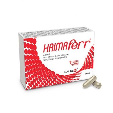 Haimaferr 30 Capsule Integratore di Ferro