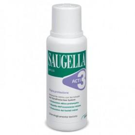 Saugella Acti3 Detergente Intimo 250ml tripla protezione