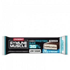 Enervit Gymline 20g Proteinbar Le Coconut Barretta al Cocco
