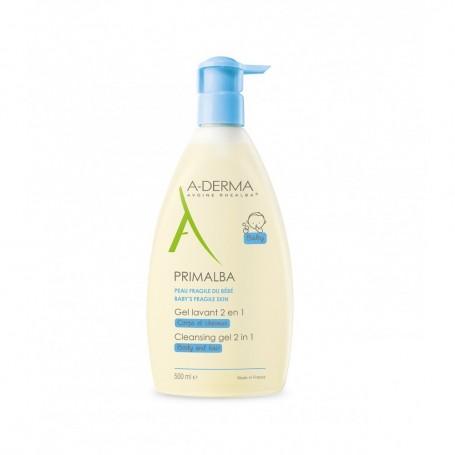 Aderma Primalba Gel Detergente 2in1 500 ml