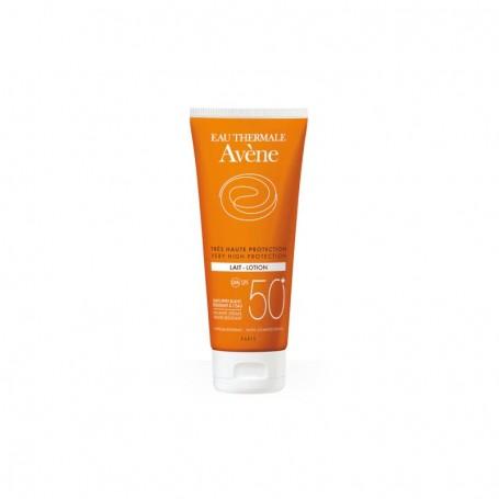 Avene Eau Therm Latte Protezione Solare Spf50+ 100 ml