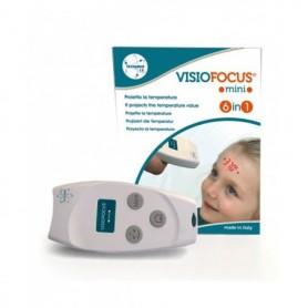 Visiofocus Mini Confezione Termometro Digitale frontale