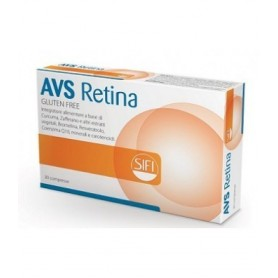 Avs Retina 30 compresse funsionalità visiva