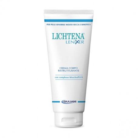 Lichtena Lenixer Crema Ristrutturante Pelle Secca e Xerotica