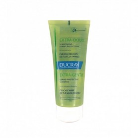 Ducray Shampoo Dermoprotettivo Extra Delicato 100 ml DA VIAGGIO
