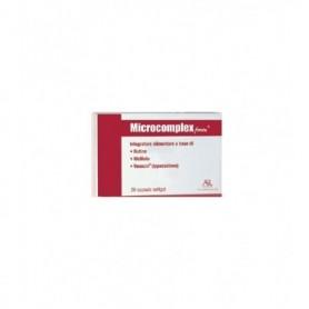Microcomplex Forte 20 Capsule Softgel Venotonico Circolazione