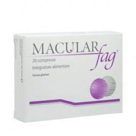 Macular Fag 20 Compresse Occhi Patologie Oculari