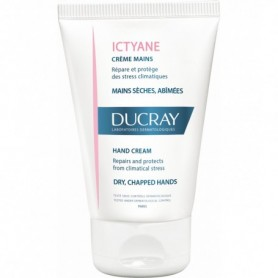 Ducray Ictyane Crema Mani 50ml