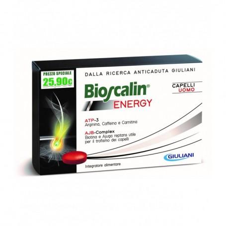 Bioscalin Energy 30 compresse Anticaduta Capelli Uomo