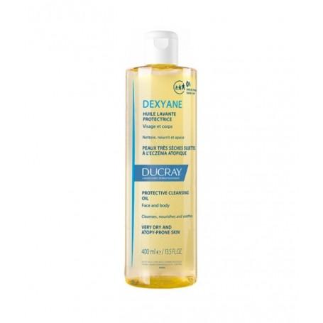 Ducray Dexyane Olio Detergente Protettivo 400ml Pelle Secca a tendenza Atopica