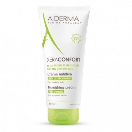 Aderma Xera-confort Crema Nutritiva 200ml