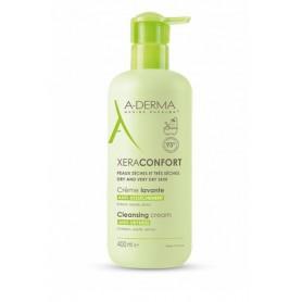 Aderma Xeraconfort Detergente per Pelli Secche e molto Secche 400ml