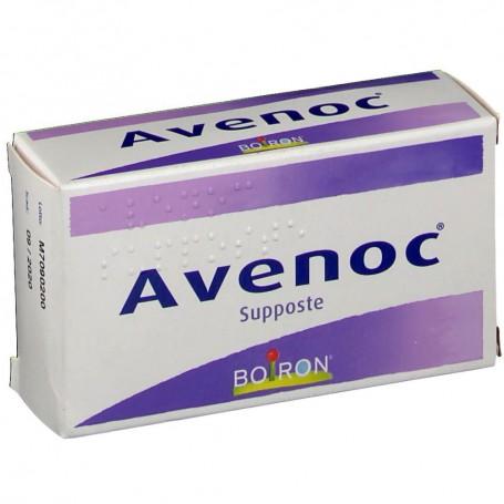 Boiron Avenoc 10 Supposte Trattamento omeopatico Emorroidi