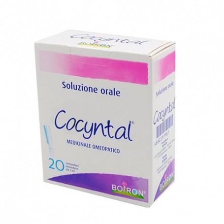 Cocyntal Soluzione Orale Monodose 20 fiale 1ml Coliche Bambini