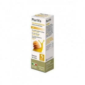 Plurivis Spray Nasale Lumaca Arancia 60ml per le Vie Respiratorie