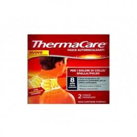 Thermacare Collo 2 Fasce Autoriscaldanti Calore Terapeutico
