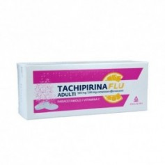 Tachipirinaflu 12 compresse 500+200mg influenza e raffreddore