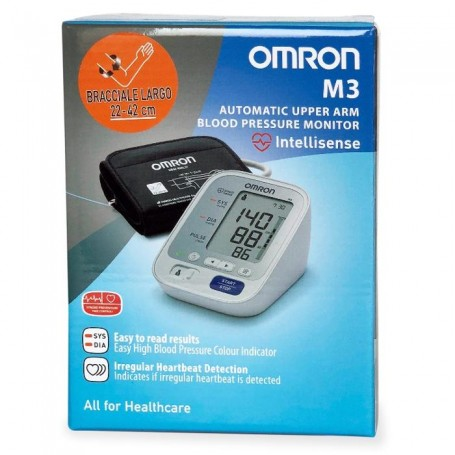 Omron M3 Misuratore Pressione Intellisense