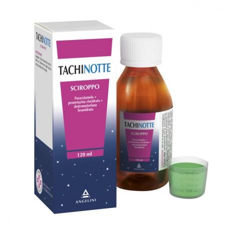 Tachinotte sciroppo Fl 120ml Tosse e Influenza