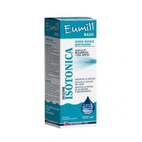 Eumill Naso Spray Soluzione Isotonica