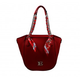 Scervino Borsa Tote Eba S Red 12400984