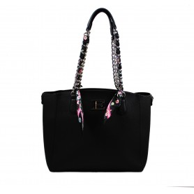 Scervino Borsa Shopper Eba S Black 12400