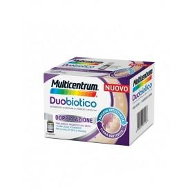 Multicentrum Duobiotico 8 fiale Fermenti Lattici e Vitamine