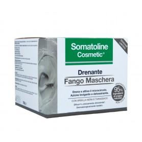 Somatoline Cosmetic Fango Drenante 500g